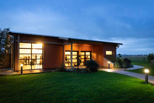 Lodge des Granges de Bosc-Grimont - Le Bocasse Valmartin - Normandie