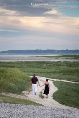 Séance en engagement en Baie de Somme ( Le Hourdel )