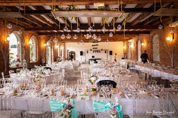 Salle de mariage La Grande Etable à Manéouville près de Dieppe en Seine-Maritime