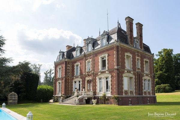 Le Château Anquetil près de Rouen (76)