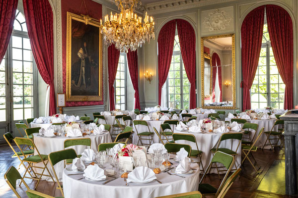 Mariage au Château de Champlâtreux