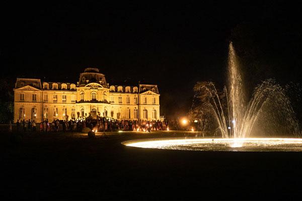 Soirée de mariage au Château de Champlâtreux