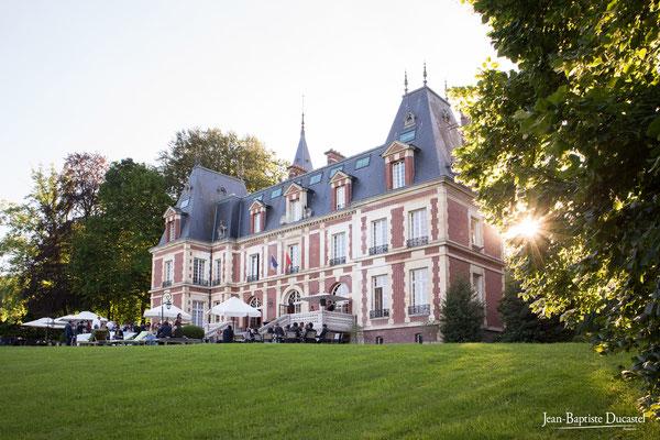 Château de Belmesnil près de Rouen