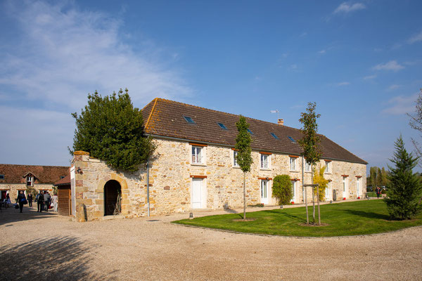 Nomade Lodge à La Chapelle-Gauthier 77