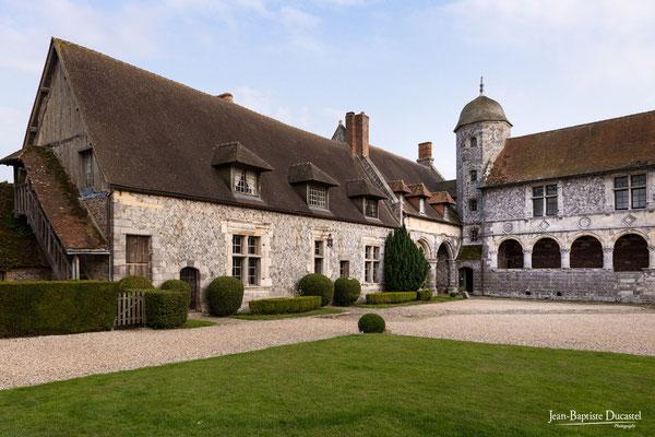 Le Manoir d'Ango à Varengeville en Normandie