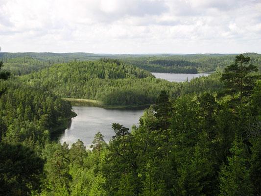 Mot Matbrunn-Skäfthultssjön