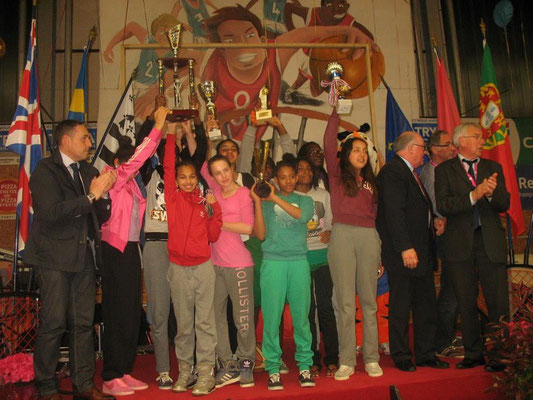 Championne 2014 : Orly (France)