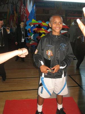 Meilleur Espoir 2012 : Anthony Iglesia (Rochester - USA)