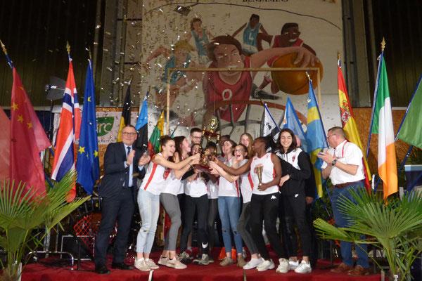 Championnes 2019 : La Roche Vendée (France)