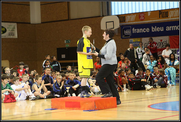 Meilleur Espoir 2010 : Ludovic Beyhurst (Schiltigheim - France)