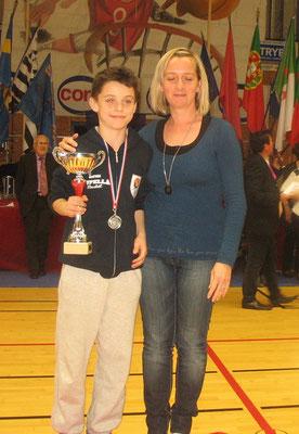 Meilleur Espoir 2014 : Mathis Pladys (La Rochelle - France)