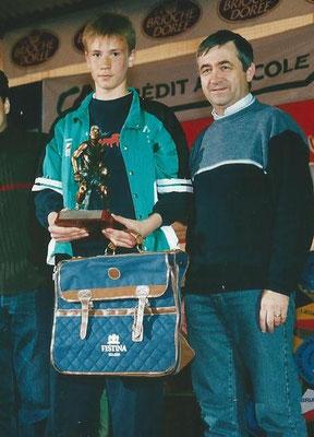 MVP 2003 : Marc-Antoine Bourgault (Mayenne - France)