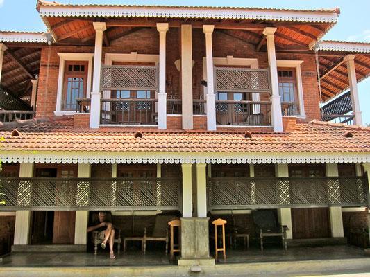 Hotel Villa Araliya Negombo Sri Lanka