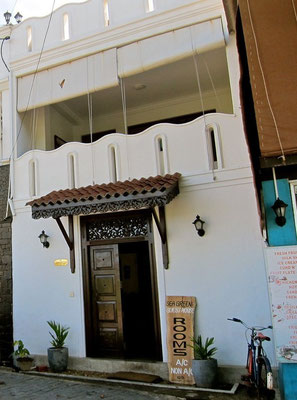 Seagreen Guesthouse Galle  Sri Lanka