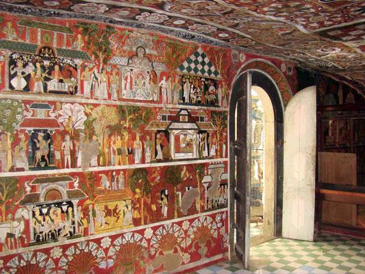 Sri Lanka Temple Mulkirigala Tangalle