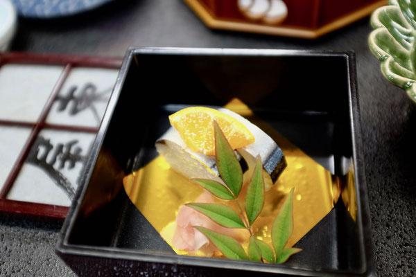 Bestes Kaiseki Menü in Yunomine / Kumano Kodo