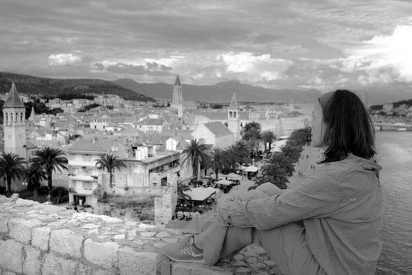 Festung von Trogir, der Aufstieg hat sich gelohnt