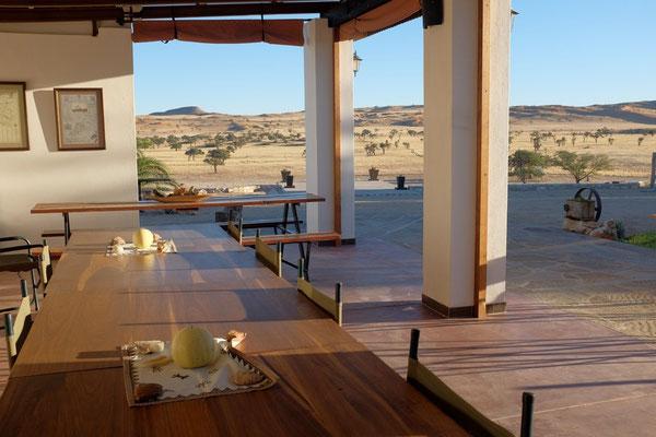 Tsondab Valley Lodge, Namibia