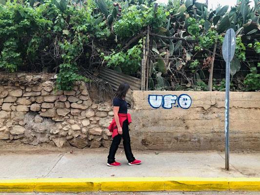 Ufos in Pisco Elqui?