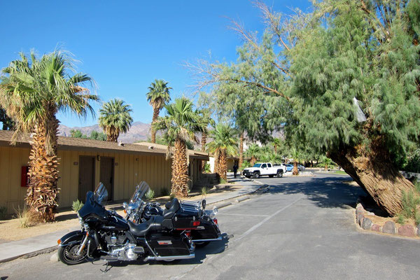 The Ranch Lodging, Death Valley
