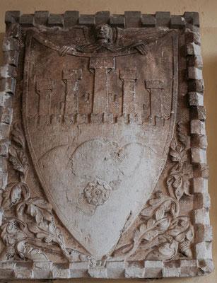 Stadtwappen von Motovun