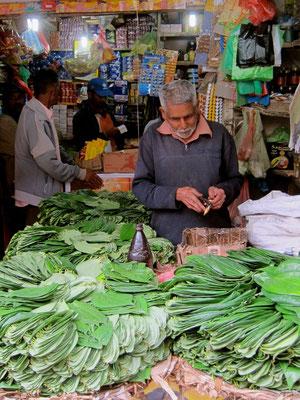 Market Nuwara Eliya, Sri Lanka