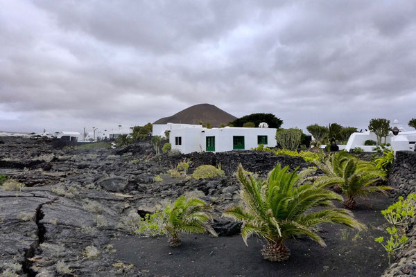 Fundación César Manrique Museum – Vulkanhaus bei Tahíche