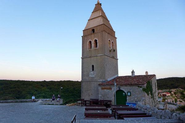 Am Dorfplatz Lubenice