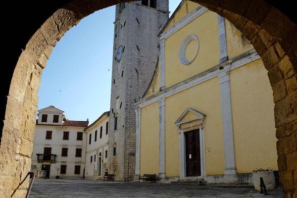 Istriens schönste Stadt Motovun