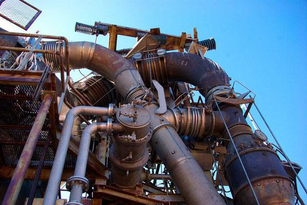 (EBR-I) Atom Reaktor Museum von Arco