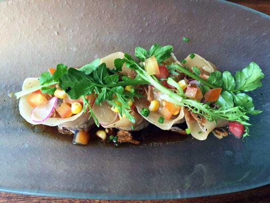 Kreative Küche von Celebrity Chef Chris Salans im SPICE Ubud