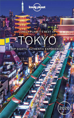 Tokyo Lonely Planet Reiseführer