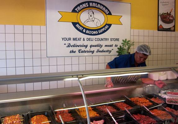 Trans Kalahari Meat & Biltong Windhoek