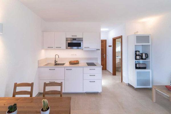 Küche Apartment Vaya Querida, Lotus del Mar Lanzarote
