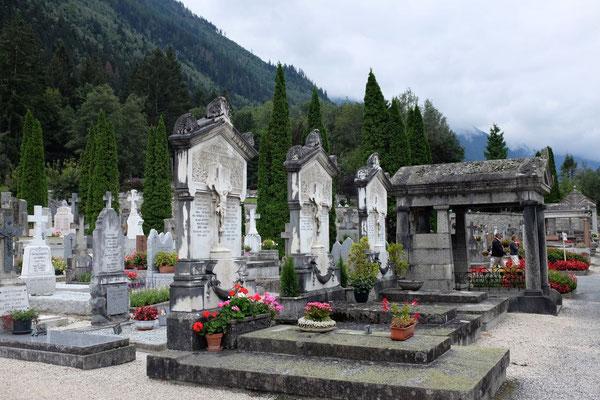 Friedhof von Chamonix