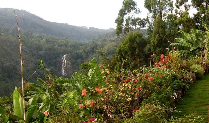 Ella Gap Panorama, Sri Lanka