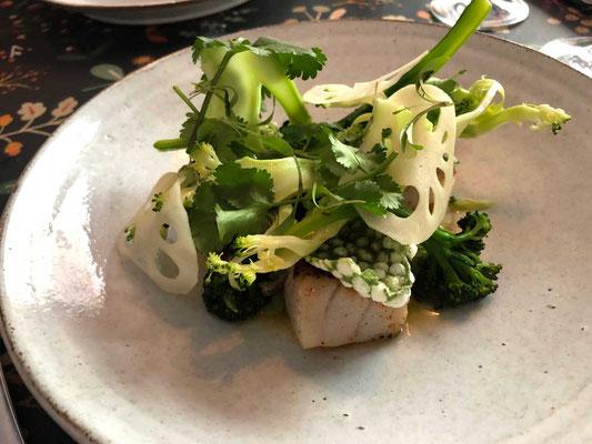 Neue nordische Küche im Lilla Ego Stockholm