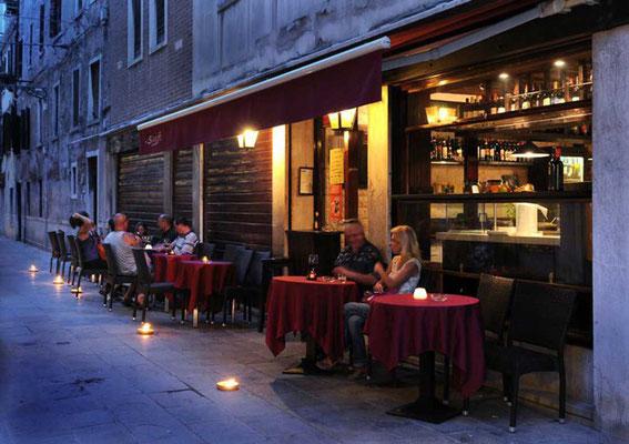 Bar in Cannareggio Venedig