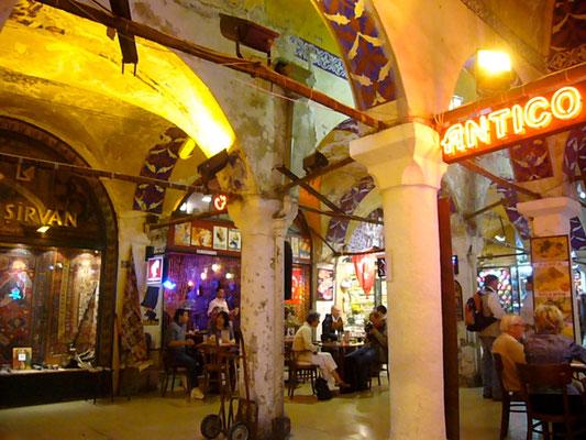 Bazar in Instanbul