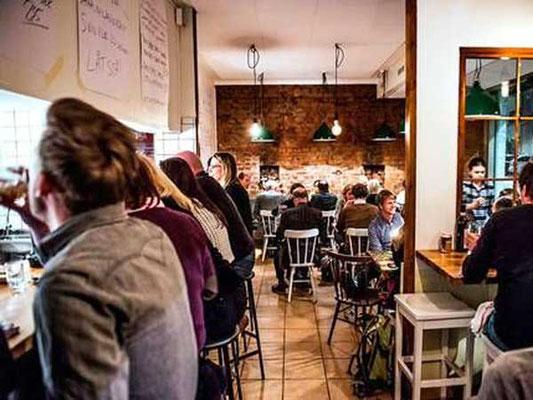 Legeres Top-Restaurant Lilla Ego Stockholm