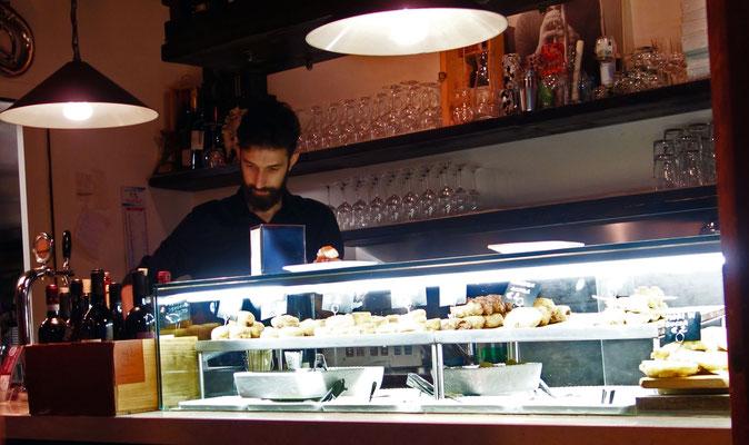Bar El Sbarlefo in Cannareggio Venedig