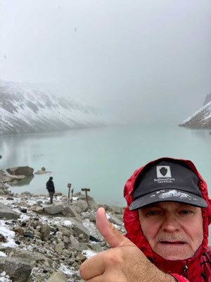 Foto ohne Türme am Mirador Base de las Torres