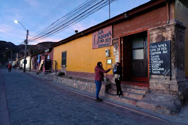 Putre Restaurant La Casona de Rey