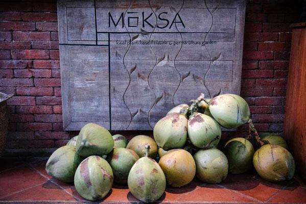 MOKSA Restaurant Ubud