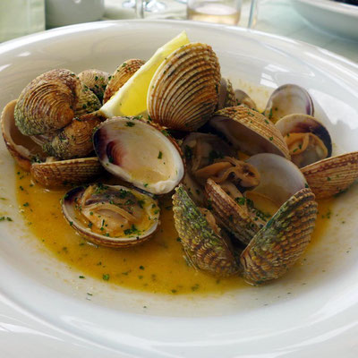 Das Na Tale in Pag ist bekannt für hervorragende Meeresfrüchte