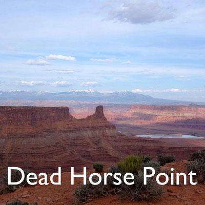 Wohnmobilreise USA Südwesten Dead Horse Point SP