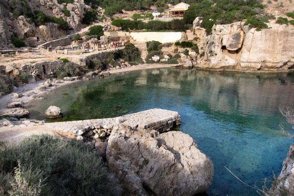 Kultstätte der Hera Limenia von Perachora, Peloponnes