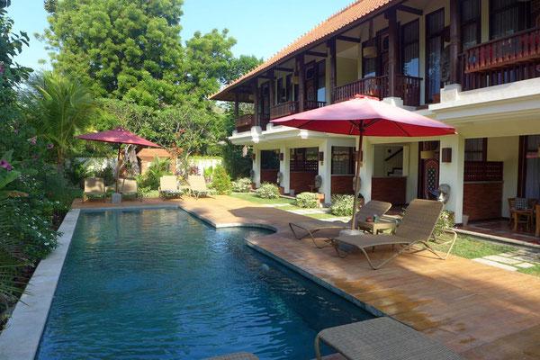 Taman Sari Resort Pemuteran Bali
