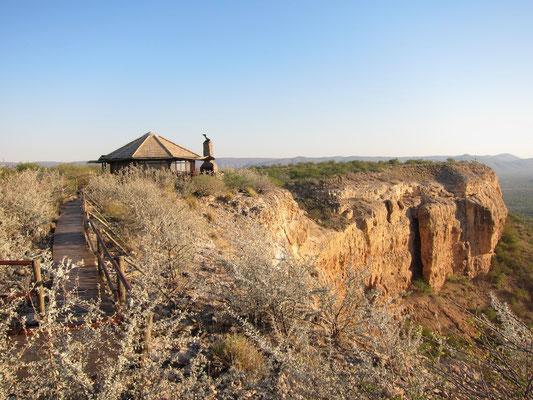 Heaven's Gate Chalet (Vingerklip Lodge), Namibia