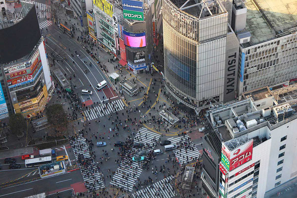 Foto: Shibuya Scramble Square Tokio